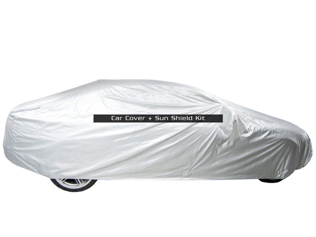 Sun ShadeFits 1980-1983 Toyota Corolla MBSF-202531 Details about  /MCarcovers Fit Car Cover