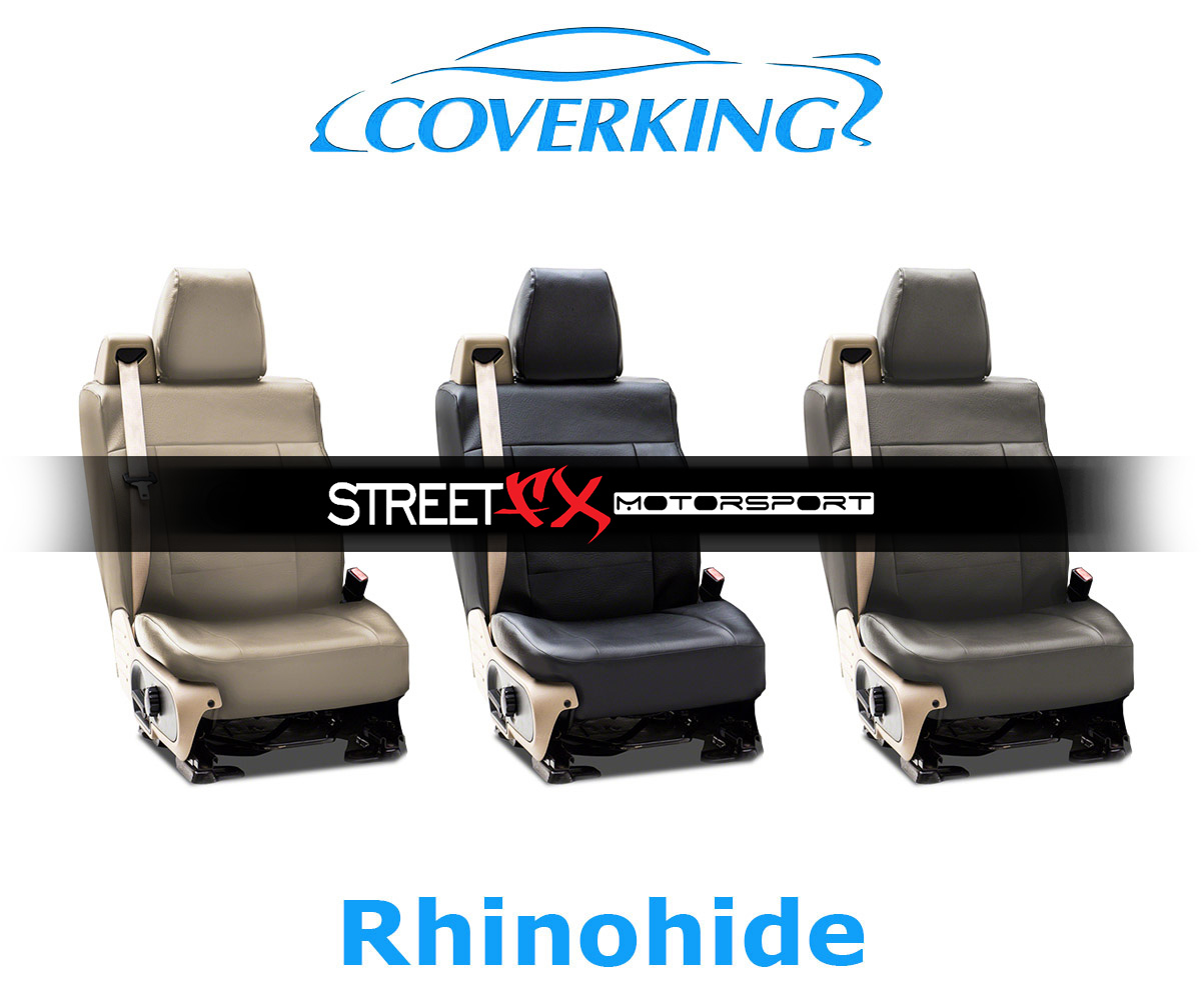 CoverKing Ballistic Custom Seat Covers for 2011-2016 Buick Enclave