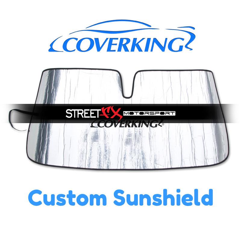 Coverking Custom Car Window Windshield Sun Shade For Chevrolet 2016-2017 Camaro
