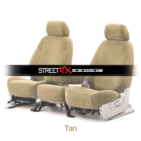CoverKing Velour Custom Seat Covers For 2003-2011 Cadillac